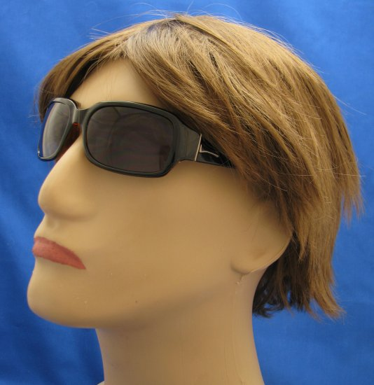 624RDB-250 TINTED READING GLASSES SUN READERS SUNGLASSES - DARK BROWN PLASTIC FRAME +2.50 BIFOCAL