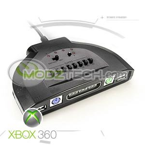XBOX 360 Keyboard Mouse Adapter Converter