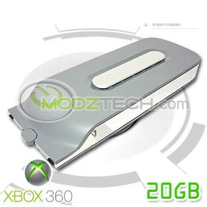 XBOX 360 20GB 20 GB HD HARD DRIVE for XBOX360 X360 SYSTEM HDD