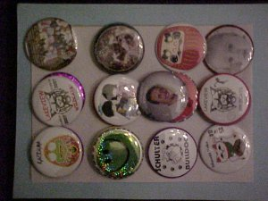 Customized buttons for all occasions