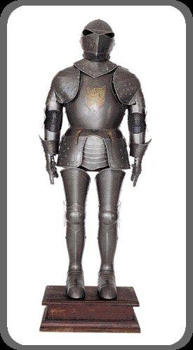 Cuirassier Armour