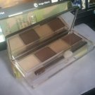 Clinique Colour Surge eye shadow quad Choco-Latte 111