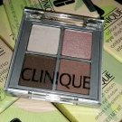 Clinique Colour Surge eye shadow quad Pink Chocolate GWP