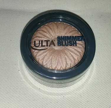 Ulta Shimmer Blush for Spring dupe for Cheek Pop