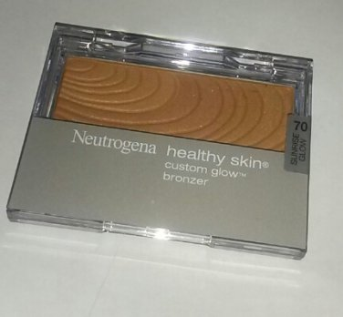 Neutrogena Healthy Skin Custom Glow bronzer Sunrise Glow 70