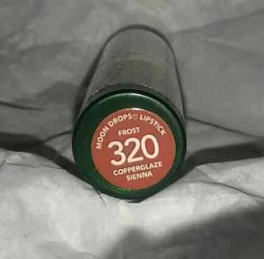 Revlon Moon Drops lipstick 320 Copperglaze Sienna Moondrops