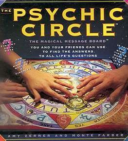 Psychic Circle Ouija Board NEW Pagan Wicca Magick