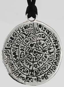 Gnostic Amulet NEW Pendant Pagan Wicca