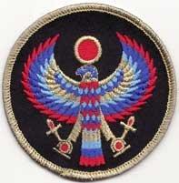 Horus Patch NEW Egpytian Egypt
