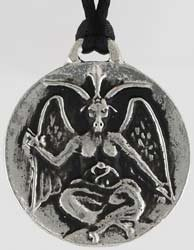 Sabbatic Goat Amulet NEW Pendant Pagan Wicca
