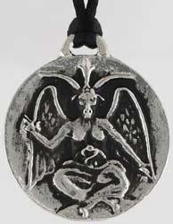 Sabbatic Goat Amulet NEW Pendant Pagan Wicca