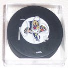 Nathan Horton Florida Panthers Auto Puck