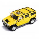 50457 NINCO HUMMER H2 YELLOW SLOT CAR 1/32
