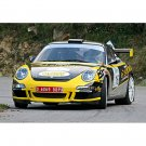 "50498 NINCO PORSCHE 997 RALLY ""ENTRECANALES"" SLOT CAR 1/32"
