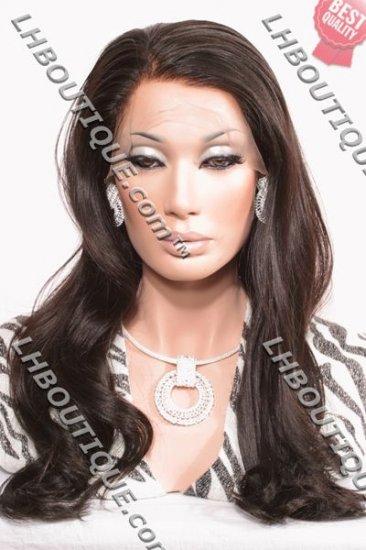 Full Lace Wigs - Mongolian Remy