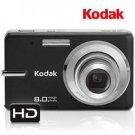 Kodak EasyShare M883 Zoom HD Digital Camera
