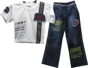 2 Pc Jimmy Designer Set