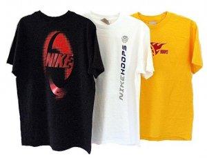 Discounted New Nike Shirts