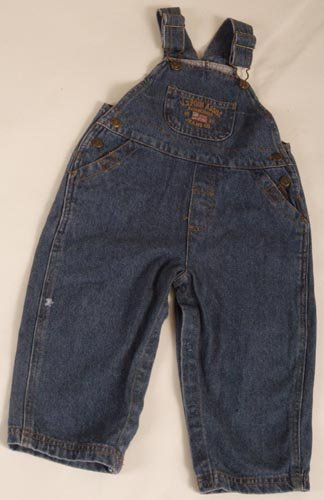 Us Polo Denim Overalls