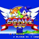 Sonic the Hedgehog 2 Sega Genesis Video Game + Manual