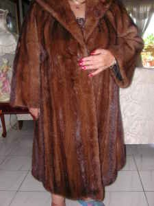 Woman's Full-length Mink Coat