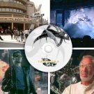 Terminator 2: 3D James Cameron PRESS KIT DVD + Star Tours Disneyland
