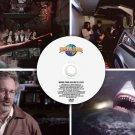 Universal Studios Japan PRESS KIT DVD 2002 Jurassic Park Ride, E.T., Back to the Future Ride, T2 3D