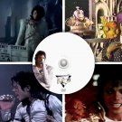 Michael Jackson CAPTAIN EO promo DVD compilation