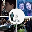 Harry Potter 270+ PRESS photos & poster - 10 rare promo CD collectible , movie program