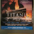 IMAX MOVIE PROGRAM + TICKET stub + PRESS Photo Croatia, Titanic 3D promo