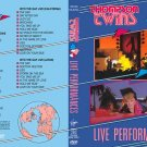 Thompson Twins Live 4x CONCERT, 2 DVD rare videos Tom Bailey