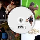 The Hobbit trilogy - UNRELEASED Promo & Press videos, TV specials 2 DVD Martin Freeman