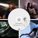 Gravity - unreleased Promo videos, TV special, featurettes, bonus extras DVD, Sandra Bullock