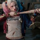 Sexy Margot Robbie Harley Quinn 8x12 PRESS promo photo Suicide Squad