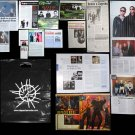 NEW! 30 magazine CLIPPINGS cuttings CROATIA, UK Depeche Mode, Dave Gahan Delta Machine tour