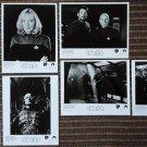 11 Press photos 8x10 Star Trek First Contact & Generations Stewart Frakes Spiner Burton McFadden