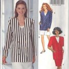 BUTTERICK PATTERN 6002 MISSES' JACKET, SKIRT, SHORTS SIZES 12-14-16