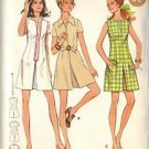 BUTTERICK PATTERN 5800, MISSES' DRESS OR PANTDRESS SZ 12 1/2 UNCUT