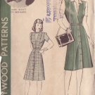 HOLLYWOOD PATTERN 955 MISSES' JUMPER SIZE 20 WITH JANE WYATT