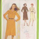SIMPLICITY PATTERN 9101 MISSES' WESTERN THEMED TWO-PIECE DRESS SIZE 14
