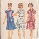 SIMPLICITY PATTERN 6156 MISSES' UNLINED JACKET, DRESS SIZES 16 1/2