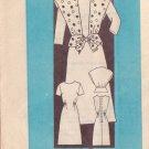 PRINTED PATTERN 4783 MISSIES' ONE-PIECE DRESS, VEST SIZE 10
