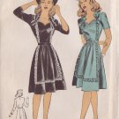 DuBARRY PATTERN 5928 MISSES' DRESS 2 VARIATIONS SIZE 12 UNUSED