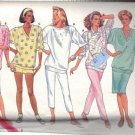 BUTTERICK PATTERN 5602 MISSES TOP, SHORTS, PANTS,SKIRT SIZE PETITE, SM, MD UNCUT