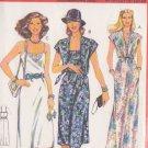 BURDA PATTERN 8471 MISSES'S DRESS, JACKET SZS 34/36/38/40/42