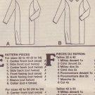 BURDA PATTERN 4427 MISSES'S DRESS SZS 34/36/38/40/42/44/46/48/50 UNCUT