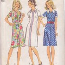 SIMPLICITY 5505 VINTAGE PATTERN MISSES' DRESS IN 3 VARIATIONS SIZE 14