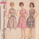 SIMPLICITY 5445 PATTERN MISSES' DRESS IN 3 VARIATIONS SIZE 20 1/2