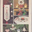 BUTTERICK 4011 PATTERN 1980'S SCANDINAVIAN CHRISTMAS PACKAGE