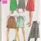SIMPLICITY VINTAGE PATTERN 7816 MISSES' SKIRT 3 LENGTHS SIZE 24 HIP 34 1/2 UNCUT
